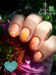"*tiny twinklings*: Candy Lacquer : Halloween 2014 : ""Pumpkin Fairy"""