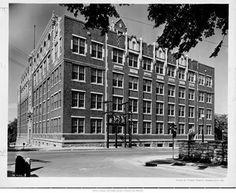 The Pendergast Years Penn Valley, Valley Park, Oak Street, Street View, Harvey House, City Government, Kansas City Missouri, Washington Street