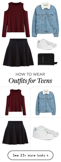 """""""The lust list"""" by tipsymermaid on Polyvore featuring WithChic, adidas Originals and Aspinal of London"""