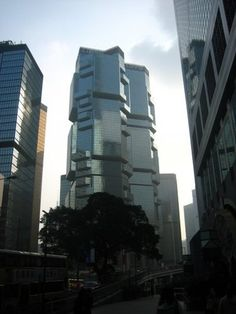 Lippo Towers - Hong Kong