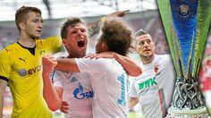 Heute erfahren die Europa-League-Teilnehmer Dortmund, Schalke und Augsburg, mit wem sie es zu tun bekommen.