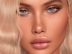 Black Girl Art, Black Women Art, Digital Art Girl, Digital Portrait, Watercolor Portrait Tutorial, Second Life Avatar, Female Avatar, Makeup Face Charts, Avatar Picture