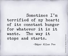 poe fear of heart - Google Search