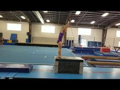 good flipp drill, ball under chin? All About Gymnastics, Gymnastics Floor, Gymnastics Tricks, Gymnastics Skills, Gymnastics Coaching, Gymnastics Stuff, Gym Games, Babe Ruth, Gym Rat