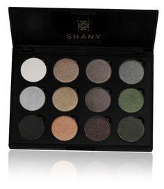 SHANY Fall Colors Eyeshadow Palette