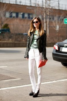 Simple and chic at NYFW