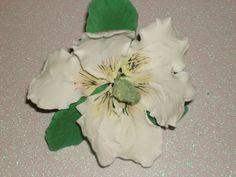 Gumpaste Magnolia by GumpasteGarden on Etsy, $12.00