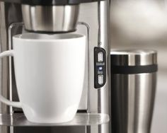 """""""... you have the choice of coffee flavors from Hazelnut to Vanilla, Dunkin Donuts to Starbucks (and Tim Horton for you Western New Yorkers), Bold or Regular strength."""" - Single Serve Coffee Maker Review"""