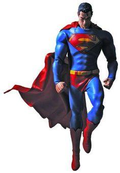 "Gratuit PENNANT Origine Neca 7/"" Superman Reeve 1978 Movie action figure"