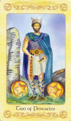Nombre (Deck) :The celtic tarot .- País (Country): USA .- Fabricante (Editor ):  St Martins Press  .- Fecha (Date) : ???.
