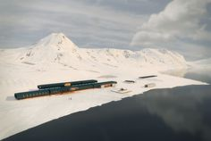Resultado do Concurso Internacional Estação Antártica Comandante Ferraz