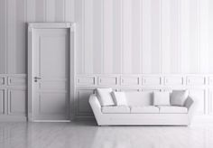 clean white room - Google Search