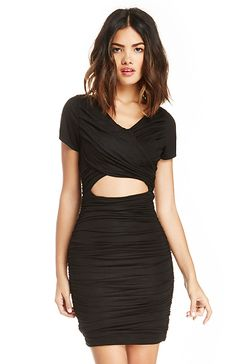Lovers + Friends Up All Night Dress in Black XS - M | DAILYLOOK