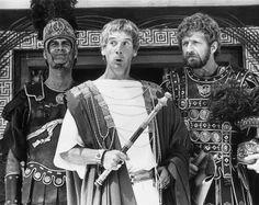 John Cleese, Graham Chapman, and Michael Palin in Life of Brian (1979)
