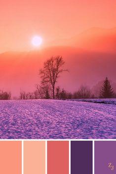 ZJ Colour Palette 318 #colourpalette #colourinspiration