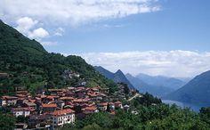 Monte Bre, #Switzerland