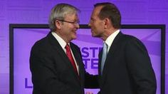 Leaders Debate Sum Up: Nothing major, leaders mainly wasted time doing what they usually do - lying and evading... http://tucknews.com