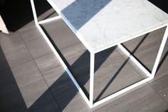 IdeeënStolik kawowy White Carrara - Ideeën