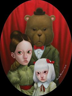 Kai Fine Art is an art website, shows painting and illustration works all over the world. Different Kinds Of Art, Macabre Art, Lowbrow Art, Pop Surrealism, Sketch Design, Various Artists, Love Art, Kawaii, The Incredibles