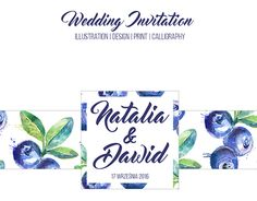 """Check out new work on my @Behance portfolio: """"Wedding Invitation Design"""" http://be.net/gallery/49548869/Wedding-Invitation-Design"""
