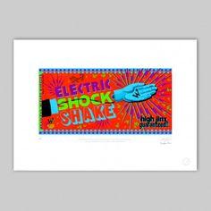 MinaLima: Electric Shock Shake