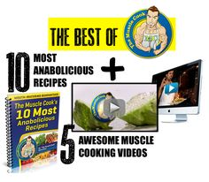 anabolic cookbook free recipes