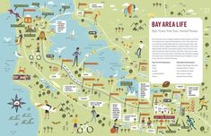 78 Best Illustrated Maps images