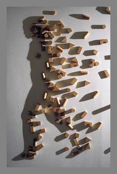 Pictures of Shadows... same for this, her building blocks