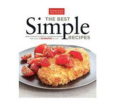 The Best Simple Recipes by Americas Test Kitchen on QVC.com