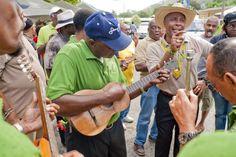 It's parang season in Trinidad and Tobago! http://www.travelandescape.ca/2012/12/parang-party/ #parang #travel #holidays