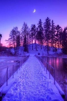 Inspiring image landscape, nature, places, snow, winter by - Resolution - Find the image to your taste Winter Poster, Winter Szenen, Winter Sunset, Winter Walk, Winter Beauty, Nature Wallpaper, Amazing Nature, Beautiful Nature Photos, Beautiful Winter Pictures