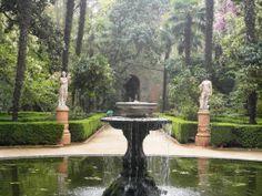 El Carmen de Los Mártires #Granada