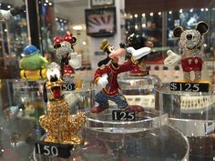 Because you can find anything in Downtown Disney (Disney Springs) that your little heart desires.