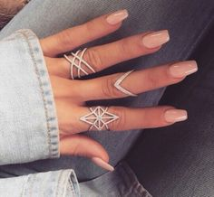 ♡ °•▪ Loveeee these Rings▪•°