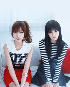 Apink Hayoung&Chorong