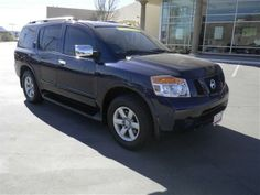 2011 Nissan Armada SL 4x2 SL 4dr SUV SUV 4 Doors Navy Blue for sale in Las cruces, NM Source: http://www.usedcarsgroup.com/used-nissan-armada-for-sale