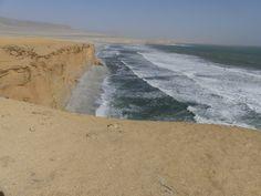 Découvrez la Réserve naturelle de Paracas au Pérou, sur la côte ouest