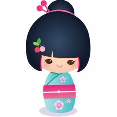 Find Kokeshi Doll photo statuettes and sculptures at Zazzle. Our Kokeshi Doll photo sculptures are perfect for your office, your home or mantelpiece. Momiji Doll, Kokeshi Dolls, Matryoshka Doll, Kokeshi Tattoo, Japanese Party, Photo Sculpture, Diy And Crafts, Paper Crafts, Kawaii Illustration