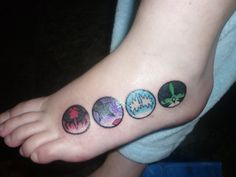 kiss band tattoo - Google Search