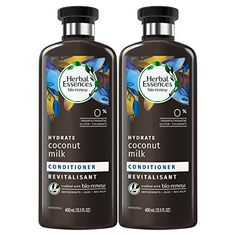 HerbalEssencesBiorenew Coconut Milk Hydrate Conditioner 135 FL OZ 2 Count -- You can find out more details at the link of the image-affiliate link.