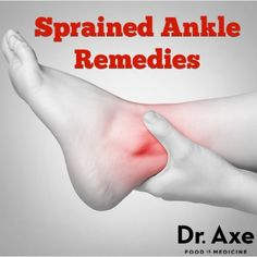 A sprain or a torn ligament is caused by damage to a ligament & can be caused by overuse or injury. Try these Sprained Ankle Remedies for fast healing!