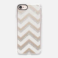 NUDE CHEVRON iPhone 7 Hülle by Monika Strigel | Casetify (DE)  $40   #casetifyiphone7 #iphone7 #iphone7case #monikastrigel  #popular