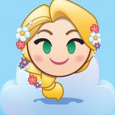 Disney Magic, Disney Art, Disney Movies, Disney Pixar, Cute Drawings For Kids, Emoji Mask, Emoji Characters, Kawaii Disney, Disney Princess Rapunzel