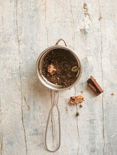 Masala Chai: Warm, sweet and spicy, India forever! Thanks to @Steven McGaughey