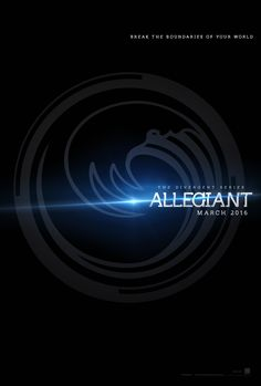 Break the boundaries of your world. The Divergent Series: #Allegiant – Coming to theaters March 18, 2016.