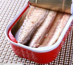 Konservierte Makrele 24 Dosen Nettogesamtgewicht 3000 Gra…
