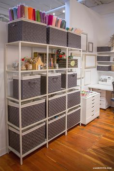 MichaelsMakers Studio Tour: Our Craft Room
