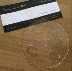 "Claire @claireannstewart posted her pic of the winner's prize with the testimonial ""Huge thanks to glamourliving for my blending #palette"" and we are happy she received it and will be enjoying it! You too could become the #winner of the current #giveaway! Participate now to #win a #glamourcubemini www.glamourliving.co.uk/competition👌 #bbloggers #glamourliving #glamourcube #glamour #bbloggers #beautybloggers #floggers #fashionbloggers #lbloggers #lifestyleblogger #beauty #glamourcube…"