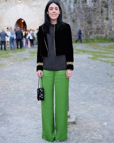 Green pants @beitia_p_21