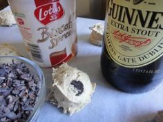 Speculoos cookie spread, Guinness and cocoa nibs cookie recipe Speculoos Cookie Butter, Cocoa Nibs, Dinner For Two, Guinness, Cookie Recipes, Baking, Food, Love, Recipes For Biscuits